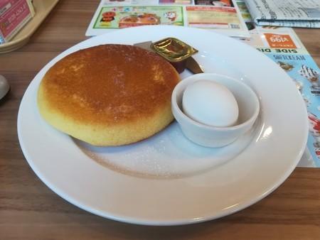 【ガスト】プレーンパンケーキ